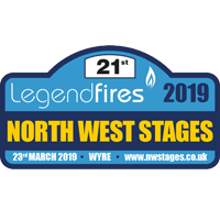Legend Fires North West Stages 2019