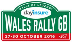 Dayinsure Wales Rally GB 2016
