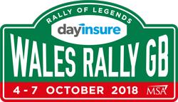Dayinsure Wales Rally GB 2018