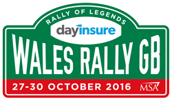 Dayinsure Wales Rally GB 2016